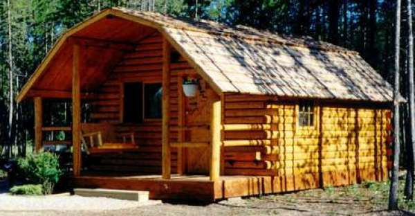 Cheapest Log Cabins
